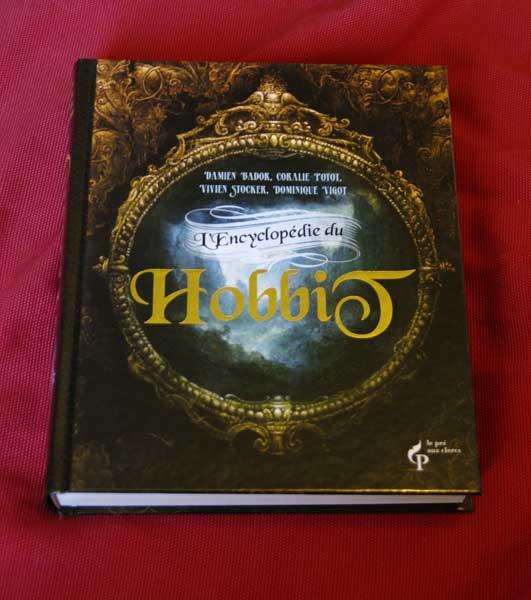 L'Encyclopédie du Hobbit - Couverture