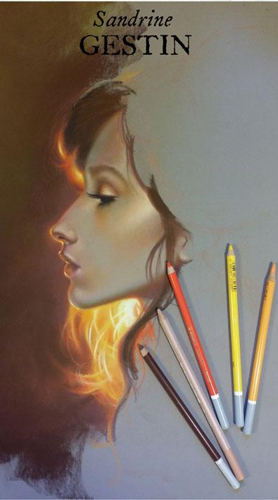 Cours de dessin Sandrine Gestin